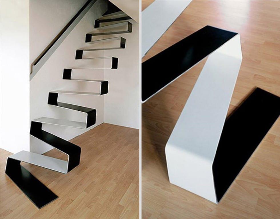 design trap metaal