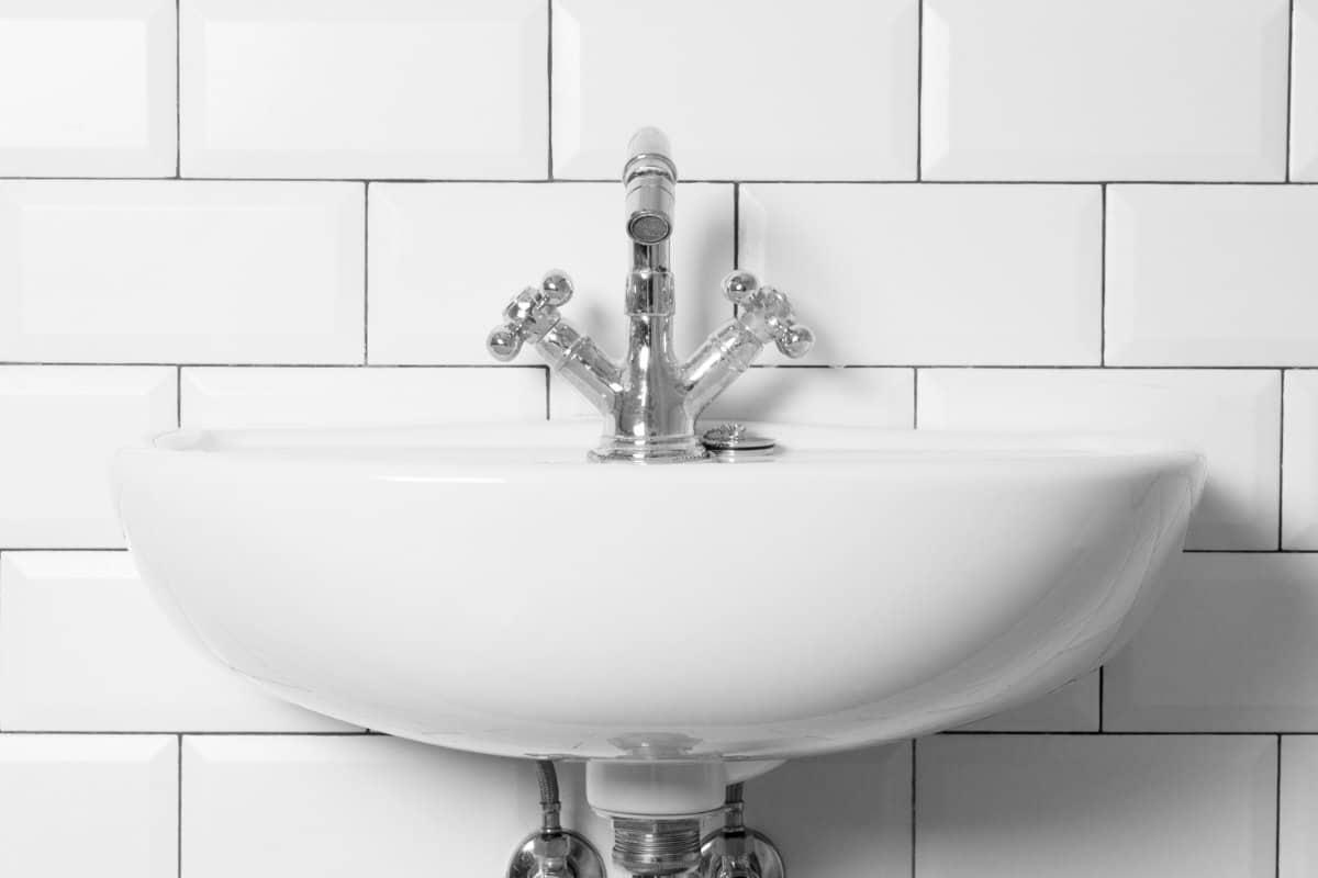 retro badkamer wandtegels